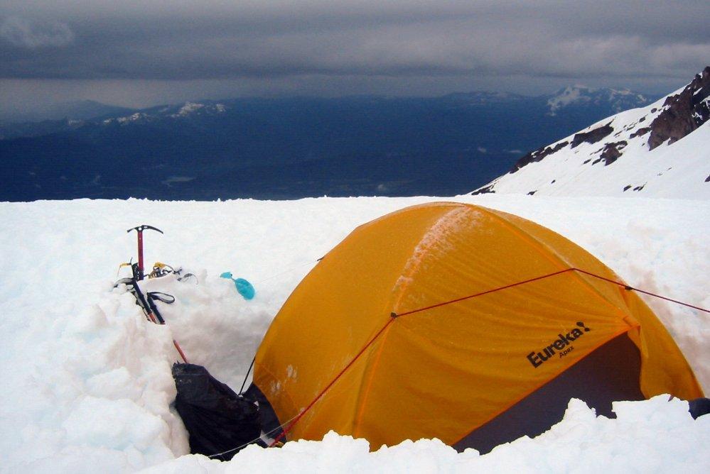 Climbing Mt. Shasta (2/4)