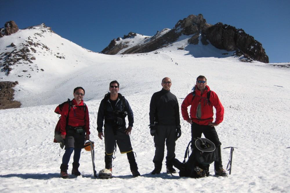 Climbing Mt. Shasta (4/4)